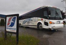 تغییرات در مسیر اتوبوسهای شرکت گری هاند بریتیش کلمبیا