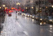 باران و بادهای شدید در مترو ونکوور