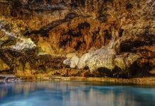 چشمه های آب زیرزمینی در Banff