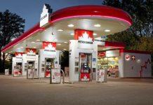 افزایش قیمت بنزین در کانادا